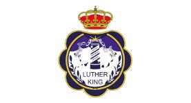 Logo Colegio Luther King