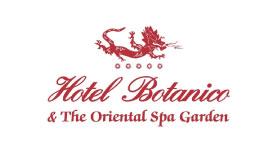 Logo Hotel Botánico