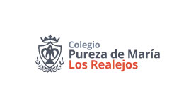 Logo Colegio Pureza de María, Los Realejos
