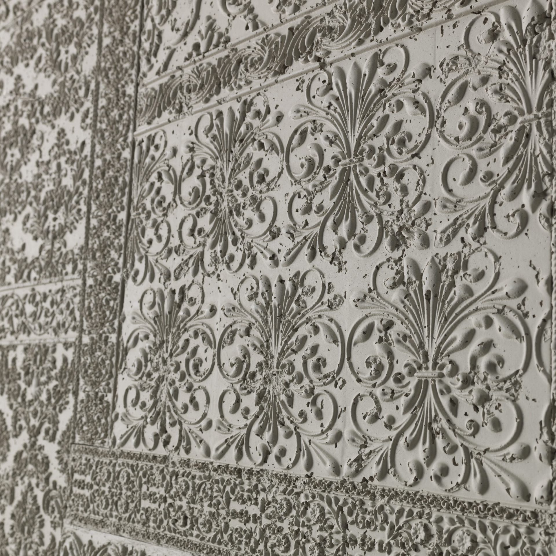 Panel Piedra Cemento Vintage