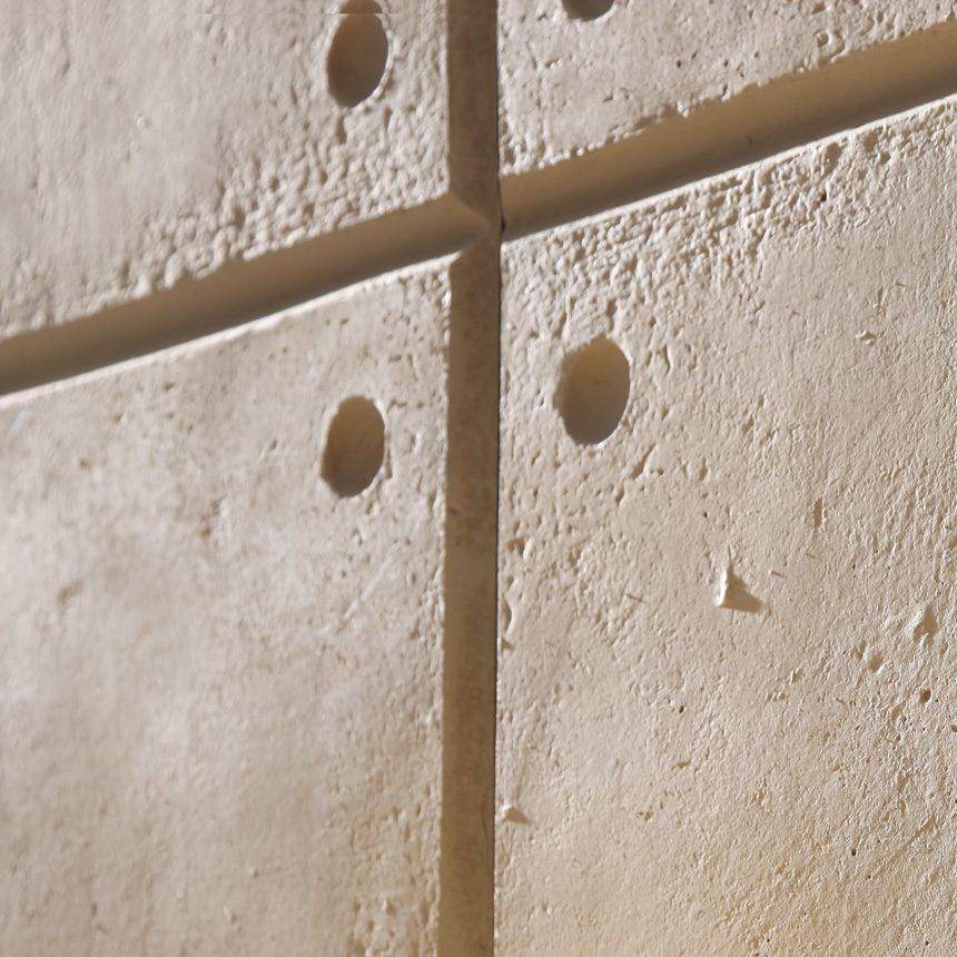 Panel Piedra Cemento Encofrado