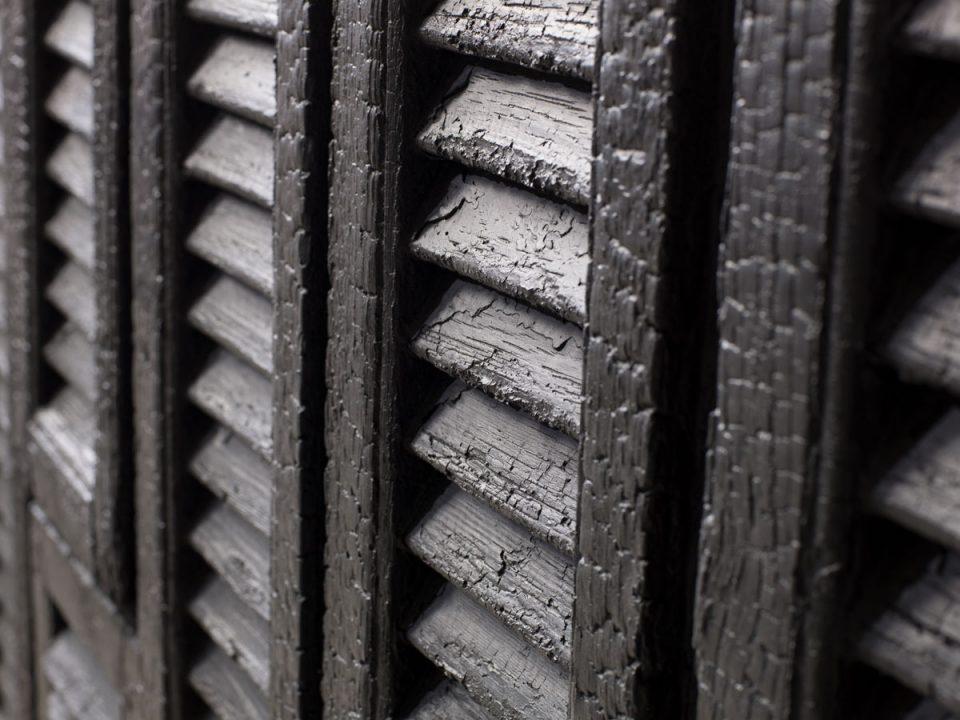 Panel Piedra Shutter